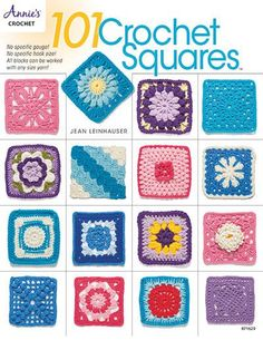 Unlike most crochet patterns, those in this book specify no gauge, no suggested hook size and no yarn amounts! These designs can be worked with the crocheter's choice of yarn - from bulky to crochet c