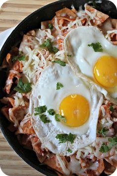 Chilaquiles for Breakfast. #StockUpOnPace #Safeway #ad