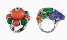 The Riviera Inspires Cartier's New Collection: Étourdissant Cartier – Jewels du Jour
