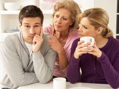Don't like the way your son-in-law treats your daughter? Read on for 5 tips to help you create a better mother in law son in law relationship —and even like each other. Daughter In Law, Mother In Law, Film Gif, Family Loyalty, People Working Together, Newlyweds, Fun Facts, Random Facts, Sons