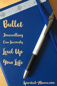 Bujo, or Bullet Journal, planning and organising life and leveling up!