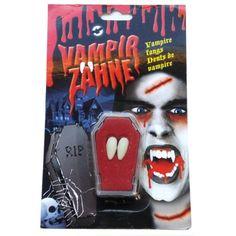 Vampir Aufsteckzähne