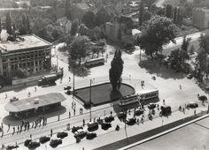 """Hier ein trauriges Bild der Prachtvillen an der Jägerstraße aus dem Jahre 1954 - nach dem Krieg mochte wohl niemand die Patenschaft für die verbliebenen """"Steinhaufen"""" übernehmen   Foto: Wilhelm Hauschild"""