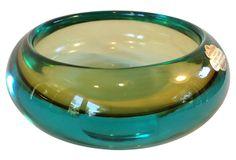 Murano Glass Bowl on OneKingsLane.com