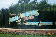 One of our favorite resorts at Walt #Disney World. Looks just like the French Quarter in #Louisiana