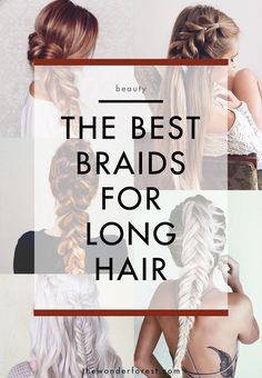 These braids are the best!