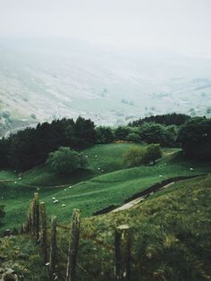 DANIEL CASSON, Upper Derwent Valley - would love to go there! #travel #country #green