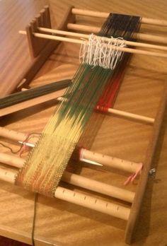 So, I make stuff: Loom Wrestler