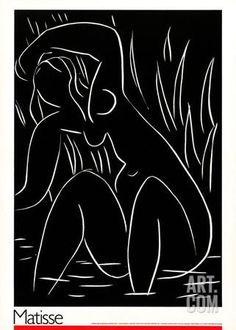 L´Apres-midi Reproduction d'art by Henri Matisse at Art.com