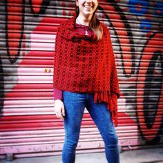 #Foulard #HechoAMano #HechoEnMexico #HandMade #Ethnic #Chic #EthnicsMx #Rebozo #Barcelona