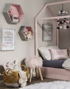 Isabella's bedroom inspiration