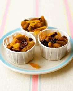 Warm Fruit And Nut Snack Martha Stewart Living This Snack Only Takes A Few