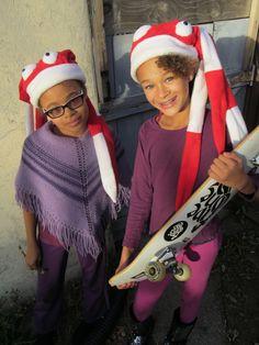 Christmas Cthulhu Hat by rabbitstudios on Etsy