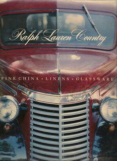 11c15625a4b439 RL Style Colonial Britannique, Polo Ralph Lauren, Articles Vintage, Honda,  Années 40