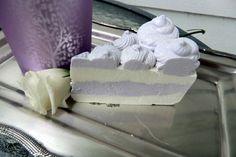 Lilla sølvtopp, kaldrørt og håndlaget såpe