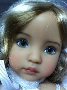 Brand New In Box Dianna Effner LITTLE DARLING DOLL Blonde w/Highlights [NRFB]