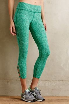 Looped Performance Leggings - anthropologie.com