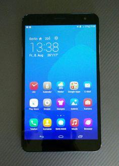 #Huawei #Mediapad X1 seit heute bei uns im Test #MediaPadX1