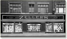 Zellers-In Walter P. Zeller, of Kitchener, Ontario, bought the 14 Canadian… Capital Of Canada, Capital City, Variety Store, Old Logo, Looking Back, Kitchener Ontario, Past, Nostalgia, The Unit