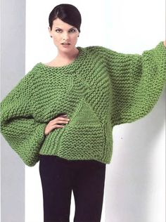 Hand Knit Women's boat neck sweater crewneck hand knitted women's sweater cardigan pullover women's clothing handmade turtleneck v-neck Thick Sweaters, Hand Knitted Sweaters, Wool Sweaters, Sweaters For Women, How To Purl Knit, Garter Stitch, Hand Knitting, Knitting Patterns, Knit Crochet