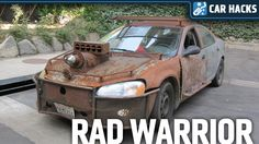 How To Turn A Chrysler Sebring Into A 'Mad Max' Road Warrior