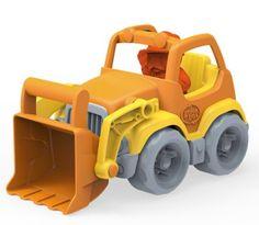 Scooper Construction Truck  -