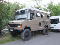 Adventure four wheel fair 2015 in Bad Kissingen DE - on-the-way. Mercedes Camper, Mercedes Benz Vans, Mercedes Sprinter, Sprinter Camper, Expedition Trailer, Expedition Vehicle, Motorhome, Vw Lt 4x4, Iveco Daily 4x4