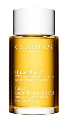 Tonic Body Treatment Oil for firming/toning by Clarins. Clarins' best selling body oil—with pure plant extracts including Rosemary, Geranium and Mint—helps firm, tone and improve elasticity, smoothing the appearance of stretch marks. Clarins Body Oil, Creme Firmador, Best Body Oil, Corps Parfait, Plexus Solaire, Anti Cellulite, Skin Elasticity, Body Treatments, Fragrance Parfum