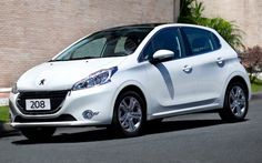 Peugeot 208 in August jumped in third position in Argentina.