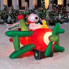 New 9 Long Lighted Christmas Santa 18 Wheeler Truck