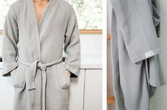 Achieve deep relaxation and fast recovery with Melange's ultra comfy robe that Body Cells, Deep Relaxation, Natural Energy, Comfy, Workout, Fashion, Dress, Moda, Fashion Styles