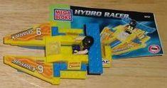 MEGA BLOKS 9151 HYDRO RACER