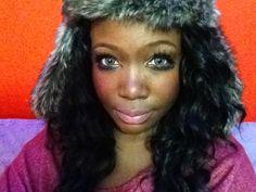 African-American Gyaru Makeup Mode Gyaru, Gyaru Makeup, Ulzzang, Addiction, Skincare, African, Nails, Winter, Cute