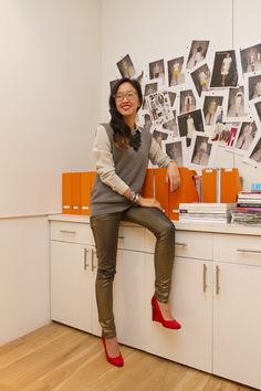 Margaret Park, Graphic Designer at Joe Fresh