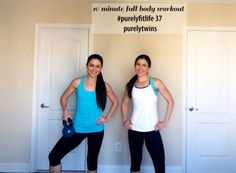 16 minute interval workout with kettlebells