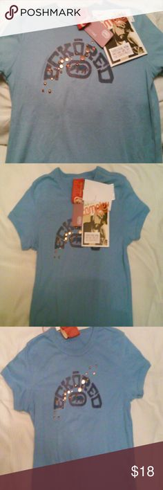 Eckored shirt Cute Eckored shirt NWT Ecko Unlimited Tops Tees - Short Sleeve