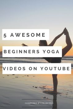 I recently talked about beginning my yoga journey and in case you were wondering how that