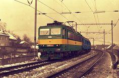 Bournemouth, Czech Republic, Trains, Bohemia, Train