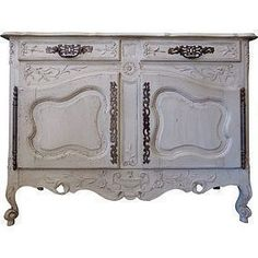 19th Century French Antique Provencal Buffet