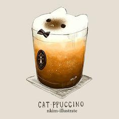 Cat-ppuccino