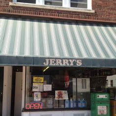 Jerry's Party Store in Grosse Pointe  I used to go there every day! Except it was called Gene's.