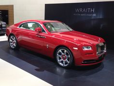 Nicest-looking Rolls Wraith yet