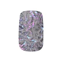 Nail Polish Style, Minx Nails, Nail Sizes, Unique Fashion, Fractals, You Nailed It, Gifts For Dad, Art For Kids, Fashion Forward