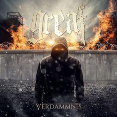 Greaf - Verdammnis [ep] (2015) | Melodic Death Metal/Deathcore