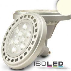 ES111 GU10 Spot, 12 Watt, 30°, neutralweiss, dimmbar / LED24-LED Shop
