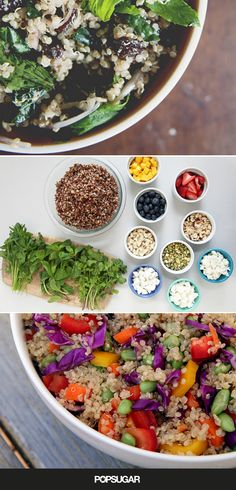 13 Quinoa Salads That'll Rescue You From Your Lunchtime Woes -- yum.....