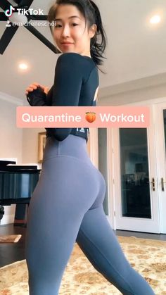 Best quarantine workout for sexy body