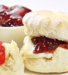 There is just something about buttermilk that helps us to be better bakers. We just find that if a baking recipe contains buttermilk, it does not flop. Or very seldom … Here is an easy scone recipe, using buttermilk.
