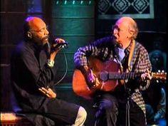 THE GREAT MANDALA -  Peter Yarrow & Richie Havens