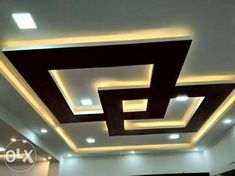 False Ceiling Rustic Interior Design metal false ceiling new years.False Ceiling Bedroom Offices false ceiling hall home.False Ceiling Living Room With Tv Unit. Ceiling Design Living Room, Bedroom False Ceiling Design, False Ceiling Living Room, Gypsum Ceiling Design, Living Room Light Fixtures, Rustic Light Fixtures, Rustic Lighting, Lighting Ideas, Modern Lighting